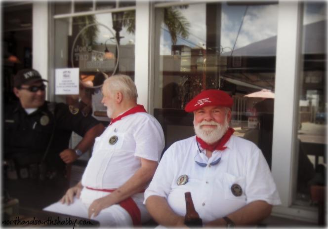 Hemingway Look Alike Contest